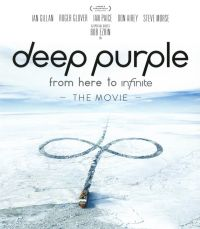 Cover Deep Purple - From Here To Infinite - The Movie [DVD]